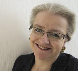 Das Bild zeigt Corinna Blümel, freie Journalistin.